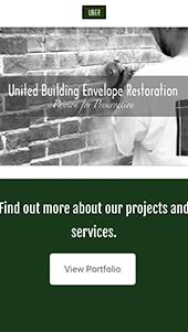 United Building Envelope Restoration