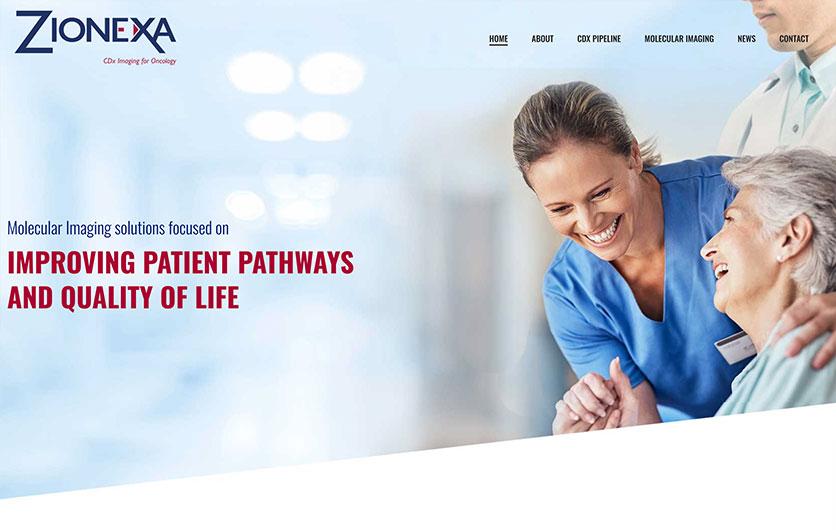 Zionexa Website